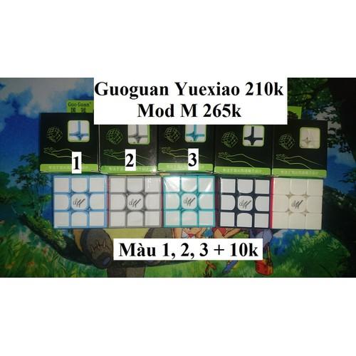 Rubik 3x3x3. Moyu Guoguan Yuexiao Stickerless Mod M. Số 5 - 5940841 , 12454525 , 15_12454525 , 265000 , Rubik-3x3x3.-Moyu-Guoguan-Yuexiao-Stickerless-Mod-M.-So-5-15_12454525 , sendo.vn , Rubik 3x3x3. Moyu Guoguan Yuexiao Stickerless Mod M. Số 5