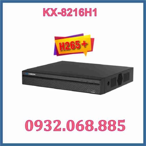 ĐẦU GHI HÌNH KBVISION H265+ KX-8216H1 16 kênh