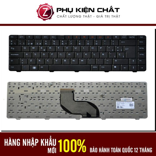 Bàn phím Laptop Dell Inspiron N3010 N4010 N4030 N5030 Hàng Nhập