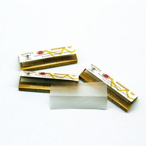 5 Tệp Giấy cuốn thuốc Hornet Rolling Paper 78mm
