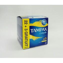 Băng vệ sinh Tampon Tampax Compak Regular