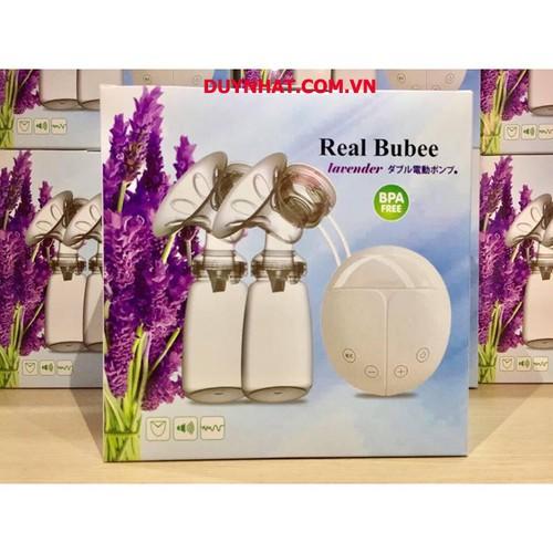 Máy vắt sữa điện đôi Real Bubee - Giải pháp cho mẹ bỉm sữa