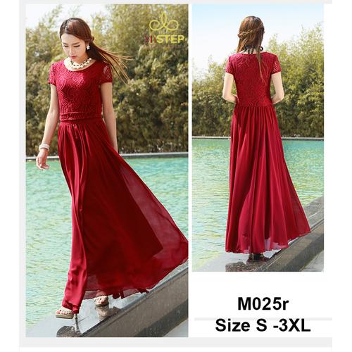 Váy Maxi Dài Thời Trang Sang Trọng M025r