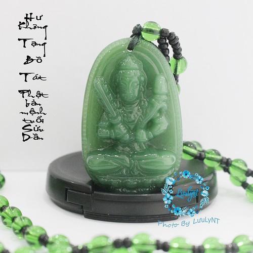 Dây chuyền phật Hư Không Tạng Bồ Tát - Phật bản mệnh tuổi Sửu, Dần