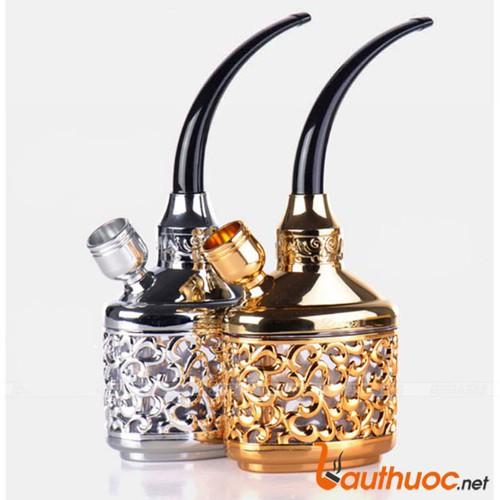 Tẩu hút thuốc, tẩu thuốc lào lọc bằng nước hoa văn 3D ZoBo 510 vàng - 5933080 , 12447399 , 15_12447399 , 290000 , Tau-hut-thuoc-tau-thuoc-lao-loc-bang-nuoc-hoa-van-3D-ZoBo-510-vang-15_12447399 , sendo.vn , Tẩu hút thuốc, tẩu thuốc lào lọc bằng nước hoa văn 3D ZoBo 510 vàng