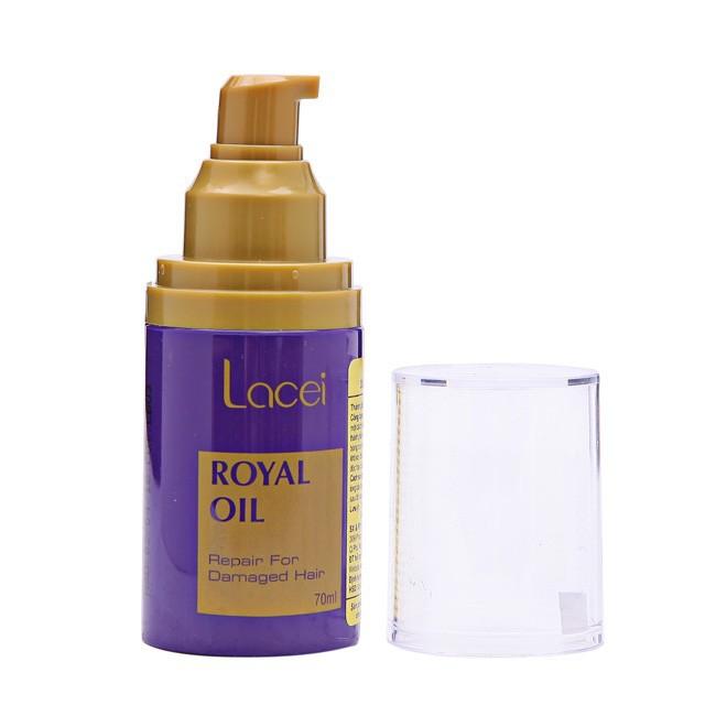 Dầu bóng tóc LACEI giúp nuôi dưỡng và bảo vệ tóc 70ml 2