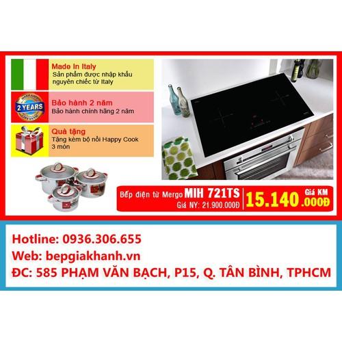 Bếp điện từ Mergo MIH 721TS