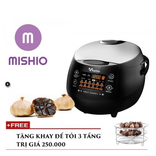 Nồi làm tỏi đen cảm ứng Mishio MK03 2018 - 5935652 , 12449535 , 15_12449535 , 2150000 , Noi-lam-toi-den-cam-ung-Mishio-MK03-2018-15_12449535 , sendo.vn , Nồi làm tỏi đen cảm ứng Mishio MK03 2018