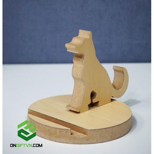 Giá đỡ điện thoại bằng gỗ hình con chó - 5943115 , 12456832 , 15_12456832 , 150000 , Gia-do-dien-thoai-bang-go-hinh-con-cho-15_12456832 , sendo.vn , Giá đỡ điện thoại bằng gỗ hình con chó