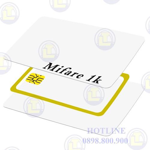Bộ 10 thẻ từ cảm ứng mirafe 13.56 mhz