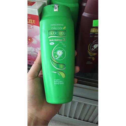 dầu gội dược liệu liệu 3 hương lá 200ml