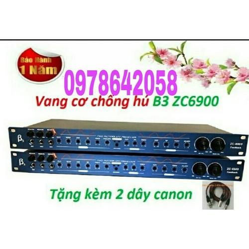 VANG CƠ CHỐNG HÚ B3 ZC6900 cao cấp