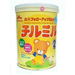 {Giảm 30k :CB_TK372} Sữa Morinaga số 2 850g hàng tách quai