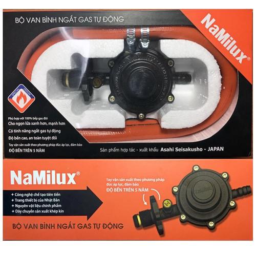 Bộ van dây gas điều áp ngắt gas tự động Namilux Na 345S NTT - 6145115 , 16295306 , 15_16295306 , 178800 , Bo-van-day-gas-dieu-ap-ngat-gas-tu-dong-Namilux-Na-345S-NTT-15_16295306 , sendo.vn , Bộ van dây gas điều áp ngắt gas tự động Namilux Na 345S NTT