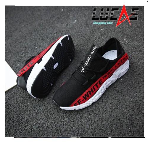 Giày Sneaker Nam Thể Thao Mẫu Mới Siêu Hot Y8-339969R Đen Phối Đỏ - 5959247 , 12476095 , 15_12476095 , 241000 , Giay-Sneaker-Nam-The-Thao-Mau-Moi-Sieu-Hot-Y8-339969R-Den-Phoi-Do-15_12476095 , sendo.vn , Giày Sneaker Nam Thể Thao Mẫu Mới Siêu Hot Y8-339969R Đen Phối Đỏ