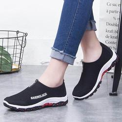 Giày slipon nữ
