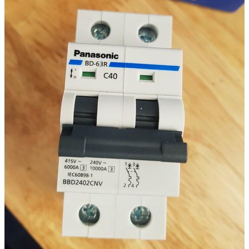 Cầu dao tự động aptomat chống quá tải chống chập PANASONIC 40A 2 cực - 5954786 , 12470155 , 15_12470155 , 267000 , Cau-dao-tu-dong-aptomat-chong-qua-tai-chong-chap-PANASONIC-40A-2-cuc-15_12470155 , sendo.vn , Cầu dao tự động aptomat chống quá tải chống chập PANASONIC 40A 2 cực