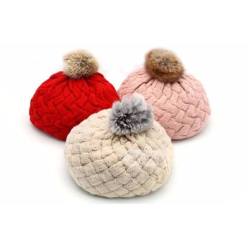 Mũ len cho bé Mũ nồi cho bé gái Mũ nồi mùa đông Mũ vải bé yêu - 4514810 , 12476417 , 15_12476417 , 100000 , Mu-len-cho-be-Mu-noi-cho-be-gai-Mu-noi-mua-dong-Mu-vai-be-yeu-15_12476417 , sendo.vn , Mũ len cho bé Mũ nồi cho bé gái Mũ nồi mùa đông Mũ vải bé yêu
