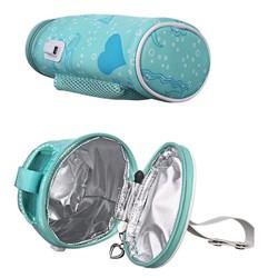 Túi hâm nóng bình chứa sữa cho bé MissBaby nguồn USB