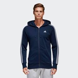 Áo khoác chính hãng Adidas ESSENTIALS 3-STRIPES HOODIE