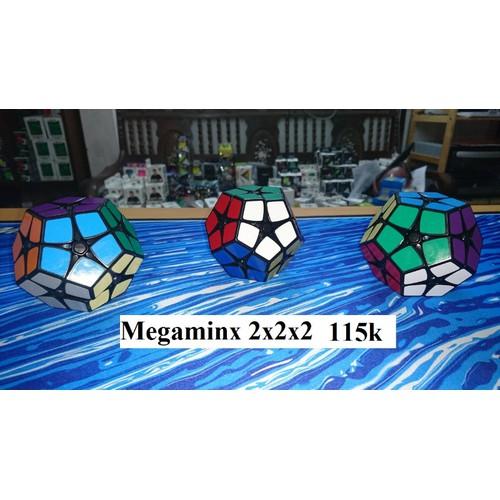 Biến thể Rubik. Megaminx 2x2x2 ShengShou