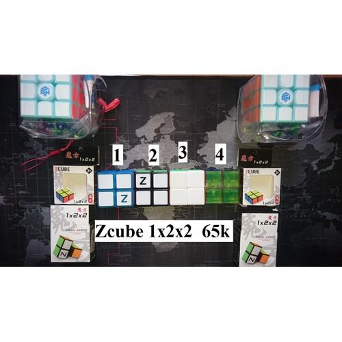 Biến thể Rubik. 1x2x2 Zcube. Liên Hệ Chọn Màu - 5954750 , 12470068 , 15_12470068 , 60000 , Bien-the-Rubik.-1x2x2-Zcube.-Lien-He-Chon-Mau-15_12470068 , sendo.vn , Biến thể Rubik. 1x2x2 Zcube. Liên Hệ Chọn Màu