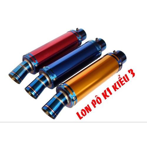 Lon pô K1 hàng xịn - 5957233 , 12473587 , 15_12473587 , 680000 , Lon-po-K1-hang-xin-15_12473587 , sendo.vn , Lon pô K1 hàng xịn