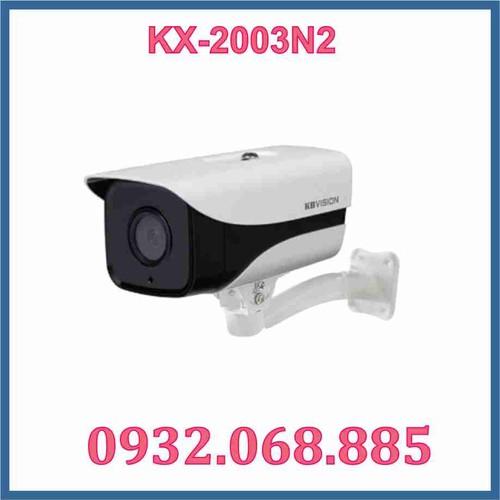CAMERA IP KBVISION H265 KX-2003N2 2.0MP - 5953832 , 12469470 , 15_12469470 , 1445000 , CAMERA-IP-KBVISION-H265-KX-2003N2-2.0MP-15_12469470 , sendo.vn , CAMERA IP KBVISION H265 KX-2003N2 2.0MP