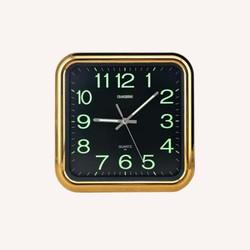Đồng hồ treo tường kim trôi - Có dạ quang