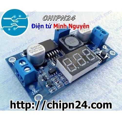 Mạch Nguồn Giảm áp DC LM2596 có hiển thị số Volt - 5952794 , 12468575 , 15_12468575 , 75000 , Mach-Nguon-Giam-ap-DC-LM2596-co-hien-thi-so-Volt-15_12468575 , sendo.vn , Mạch Nguồn Giảm áp DC LM2596 có hiển thị số Volt