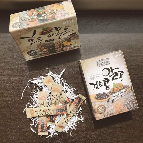 Bột trà sữa ngũ cốc MITO