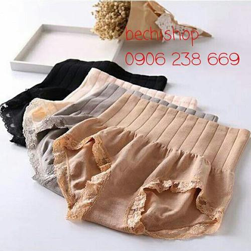 Set 3 quần gen bụng Nhật MUNAFIE