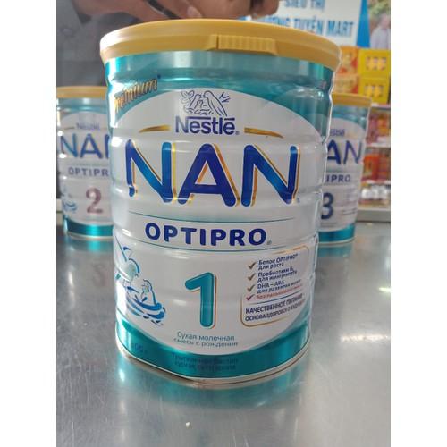 Sữa Nan Nga số 1-4  800g