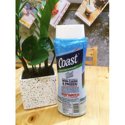 Sữa tắm gội Coast 2in1 Hair And Body Wash 532ml, hàng nhập Mỹ - 5952817 , 12468624 , 15_12468624 , 135000 , Sua-tam-goi-Coast-2in1-Hair-And-Body-Wash-532ml-hang-nhap-My-15_12468624 , sendo.vn , Sữa tắm gội Coast 2in1 Hair And Body Wash 532ml, hàng nhập Mỹ
