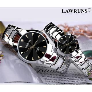 Đồng Hồ nam Nữ Chống Xước, Chống Nước LAWRUNS - LAWRUNS-07 thumbnail