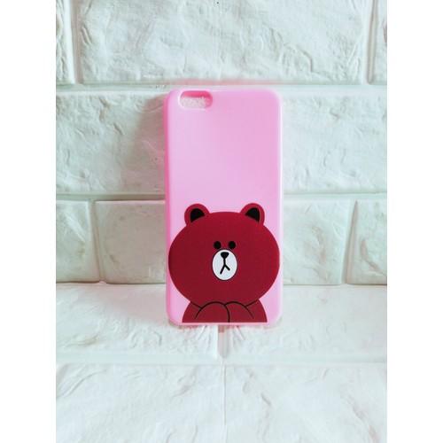 ốp lưng iPhone 5-5s hình thú dễ thương
