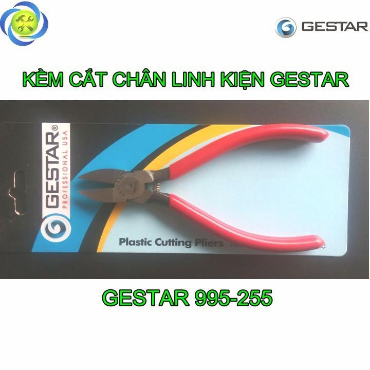 Kềm cắt chân linh kiện Gestar 995-255 5 inch 1
