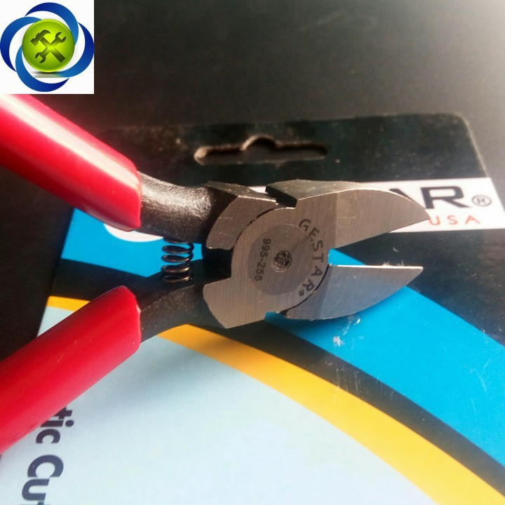 Kềm cắt chân linh kiện Gestar 995-255 5 inch 3