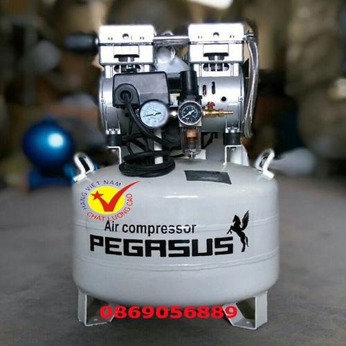 Máy nén khí giảm âm PEGASUS TM-OF750-40L - 5951939 , 12467526 , 15_12467526 , 3800000 , May-nen-khi-giam-am-PEGASUS-TM-OF750-40L-15_12467526 , sendo.vn , Máy nén khí giảm âm PEGASUS TM-OF750-40L