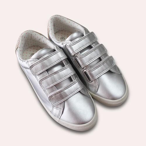 Giày bé gái Urban UG1732 Bạc