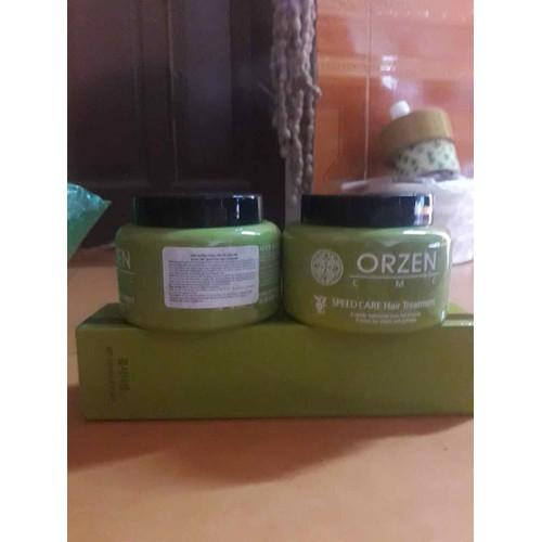 dầu hấp ủ tóc orzen - 5964305 , 12483487 , 15_12483487 , 290000 , dau-hap-u-toc-orzen-15_12483487 , sendo.vn , dầu hấp ủ tóc orzen