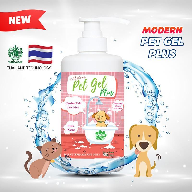 Sữa tắm pet gel 500ml