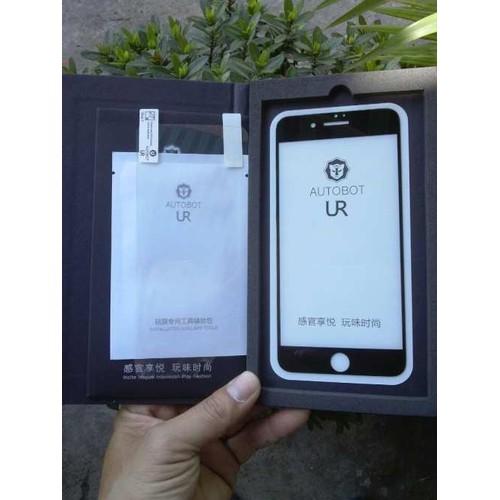 Kính cường lực full màn hình Autobot IPhone 7- IPhone 8 mỏng 0.26mm