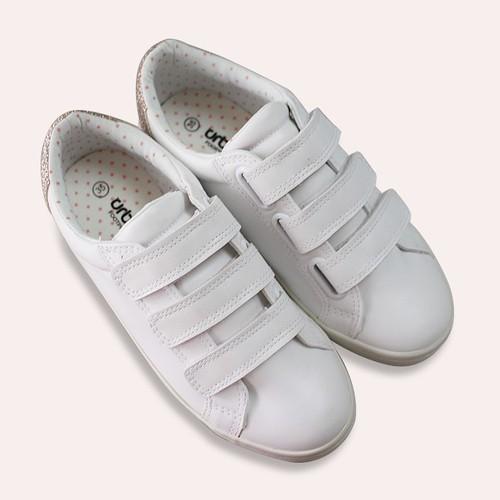 Giày bé gái Urban UG1732 Trắng