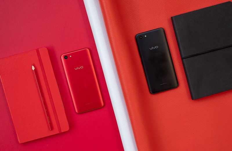 Tính năng mở khoá bằng khuôn mặt của điện thoại Vivo Y81i