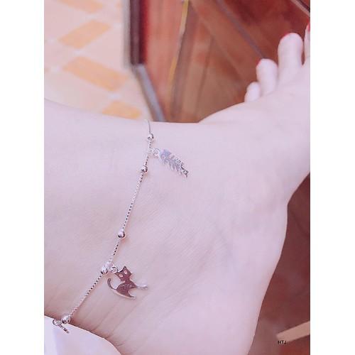 Lắc chân bạc sợi nhỏ các hình xinh xắn 150k - 4515619 , 12501091 , 15_12501091 , 150000 , Lac-chan-bac-soi-nho-cac-hinh-xinh-xan-150k-15_12501091 , sendo.vn , Lắc chân bạc sợi nhỏ các hình xinh xắn 150k