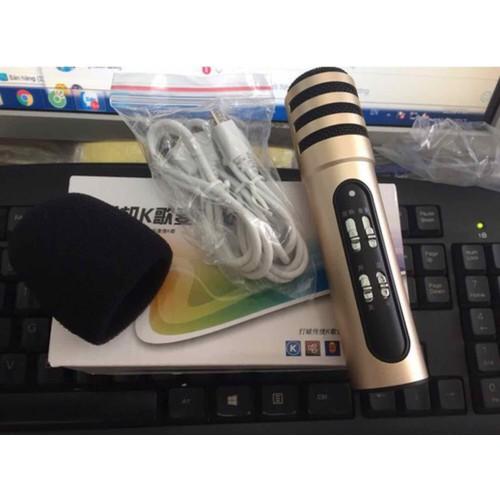 mic livestream c6 3in1