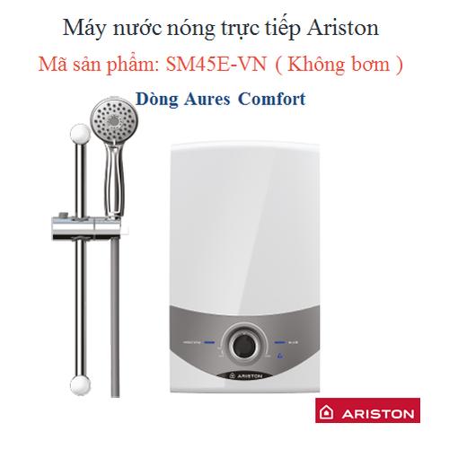 Máy nước nóng Ariston SM45E-VN - 000006