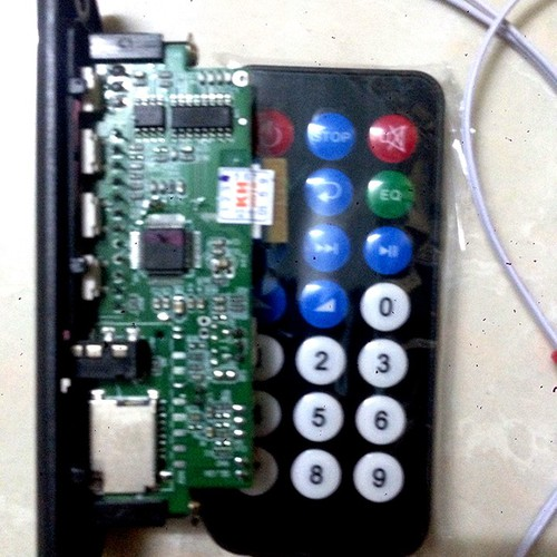 Mạch Bluetooth , Mạch Giải Mã Âm Thanh MP3 Bluetooth - 5983988 , 12501805 , 15_12501805 , 205000 , Mach-Bluetooth-Mach-Giai-Ma-Am-Thanh-MP3-Bluetooth-15_12501805 , sendo.vn , Mạch Bluetooth , Mạch Giải Mã Âm Thanh MP3 Bluetooth