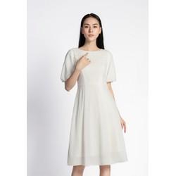 De Leah - Đầm Xoè Tay Bồng - Thời trang thiết kế
